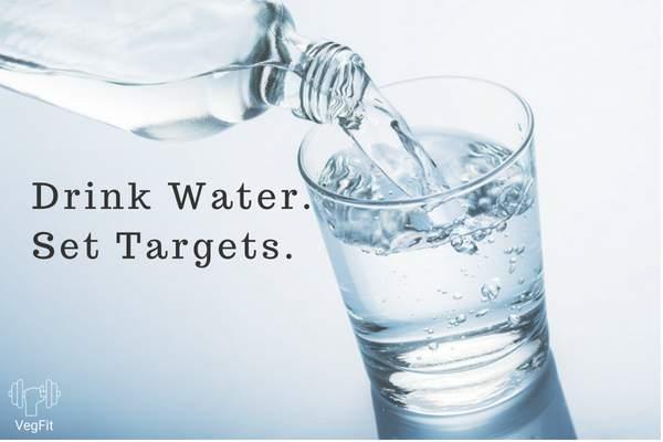 Drink enough water_VegFit